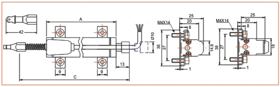 直线位移传感器-上海川硕自动化科技有限公司